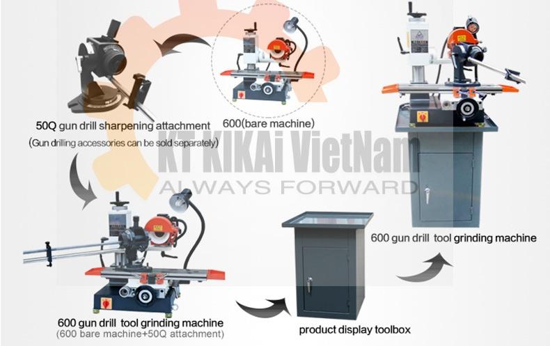 may mai dung cu cat got GD-600Q 1 hn hcm