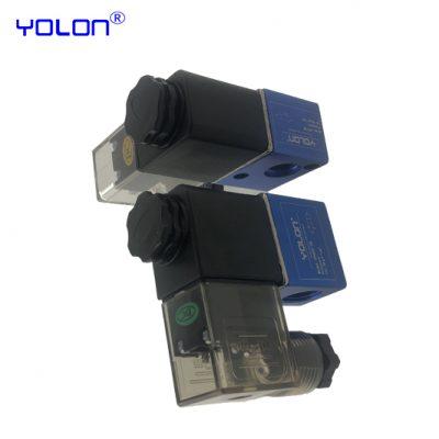Van khí nén điện từ 3/2 2V025 3V1