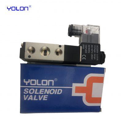 Van khí nén điện từ 5/2 4V210