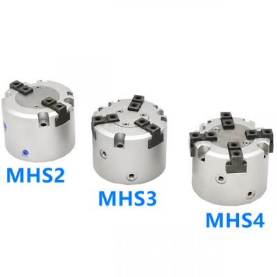 Xy lanh khí nén tay gắp MHS3